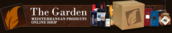 Shop of mediterranean products